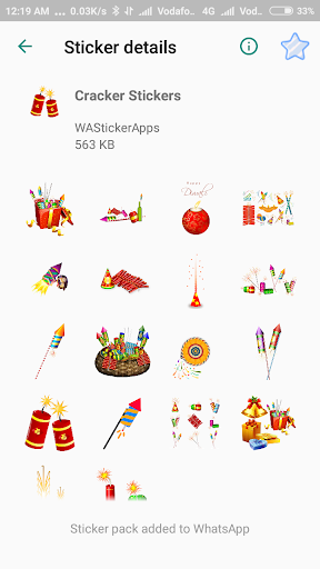 Diwali -Stickers for WhatsApp (WAStickerApps) hack tool