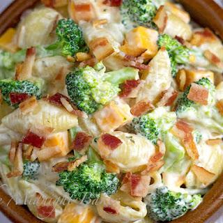 Pasta Shells Salad Mayonnaise Recipes
