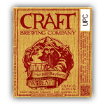 Craft Brewing Company Friar Bob's Raspberry Wheat