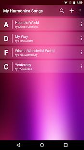 My Harmonica Songs - náhled