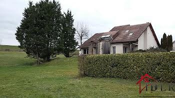 villa à Chille (39)