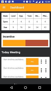 Organize Sales App - náhled