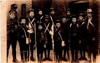 Photo: Wateringbury Scouts 1909