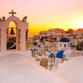 Santorini by Alister Munro - Uncategorized All Uncategorized (  )