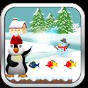 Penguin Run 2d icon