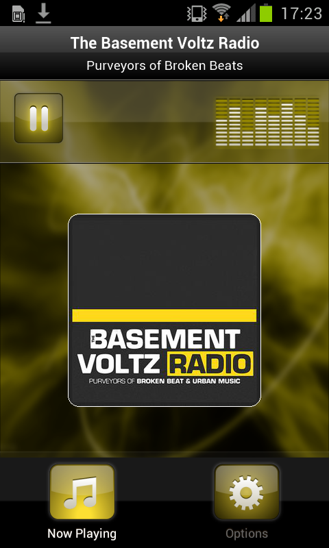 The Basement Voltz Radio- screenshot