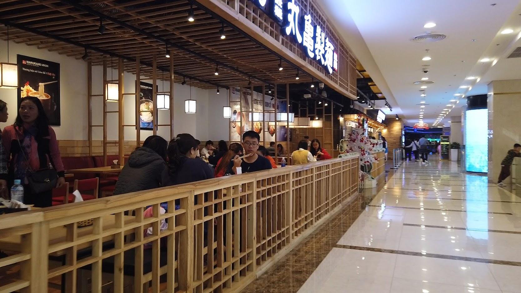 Review khu ăn uống tại Vincom Plaza ở Hải Phòng 2