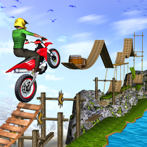 Stunt Bike Racing Tricks