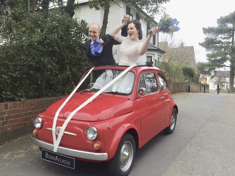 Fiat 500 Hire East Grinstead