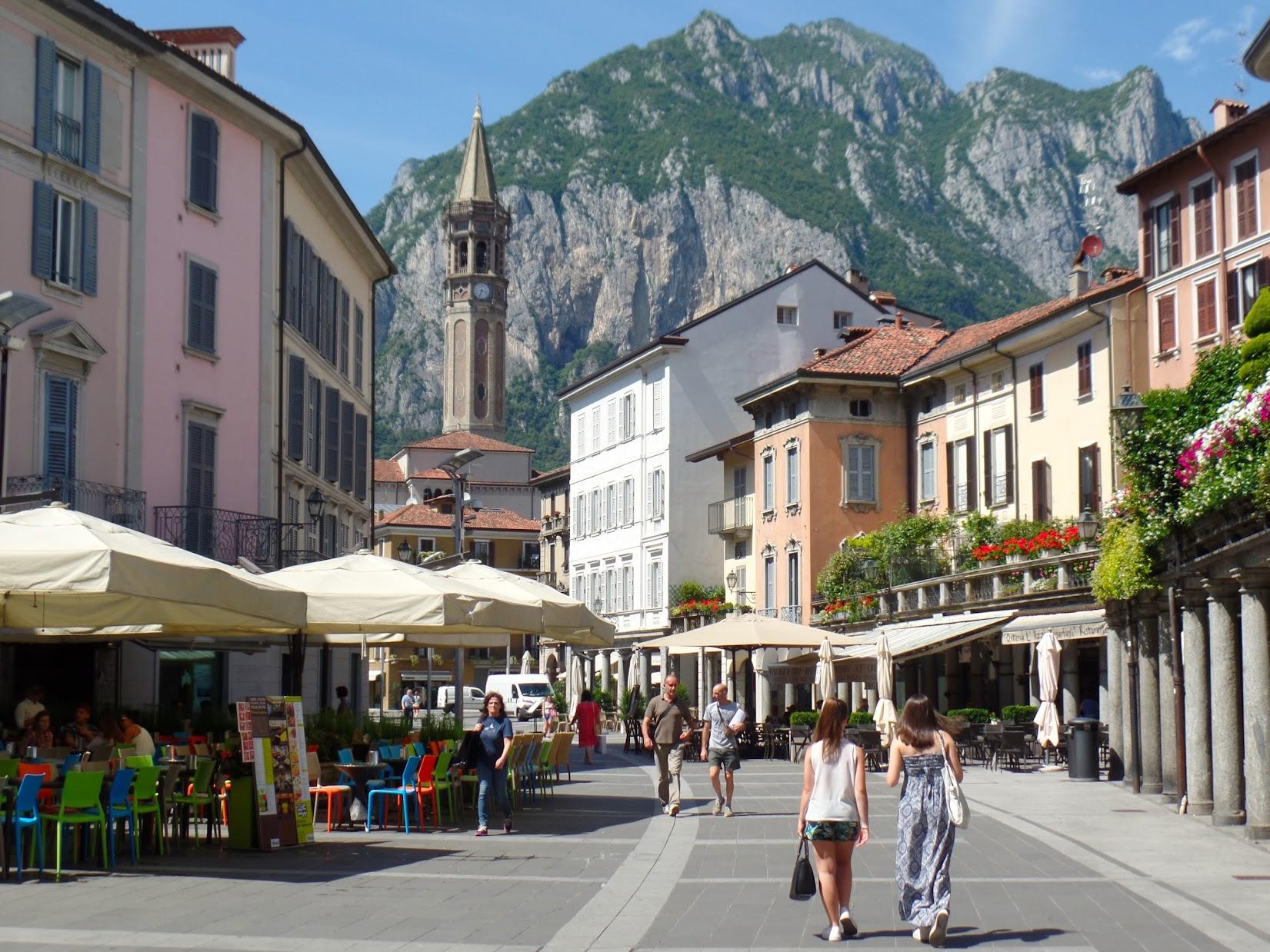 Lago di Como & Monza: Lakes & Pains – The Baedeker Raids