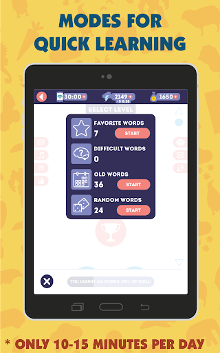 Spanish for Beginners: LinDuo HD apkpoly screenshots 10