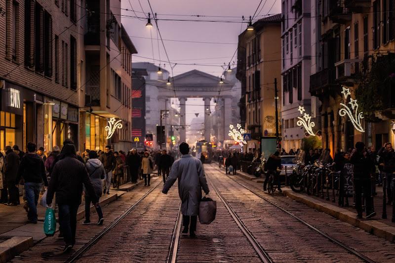 La lunga strada verso casa di Sergio Locatelli