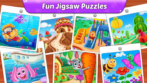 Puzzle Kids - Animals Shapes and Jigsaw Puzzles 1.0.6 screenshots 6