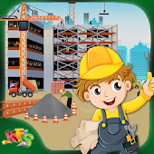 Skyscraper Construction Site Builder