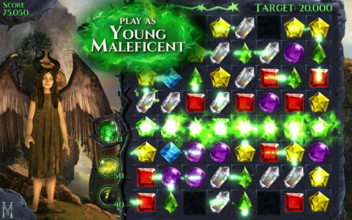 Maleficent Free Fall 8.2.0 screenshots 9