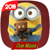 HD Cute Minion Wallpaper 2018