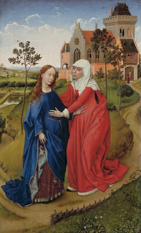 Article on Rogier Van Der Weyden