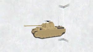Panther Ausf A/D