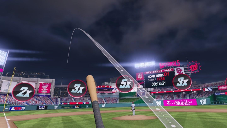 Watch Home Run Derby VR: Little League Challenge live