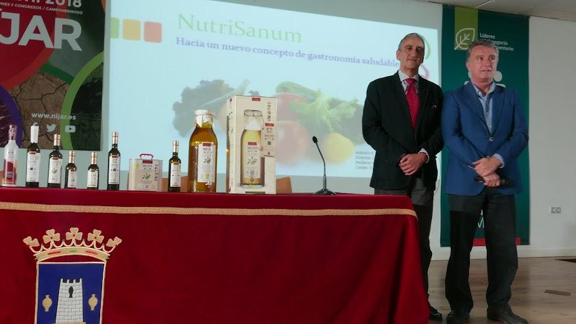 El aceite de oliva virgen extra como fuente de salud