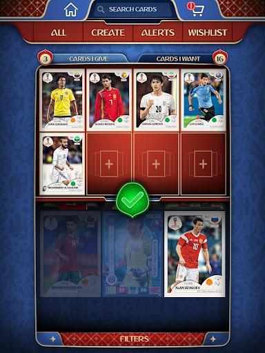 FIFA World Cup Trading App 1.1.2 screenshots 10