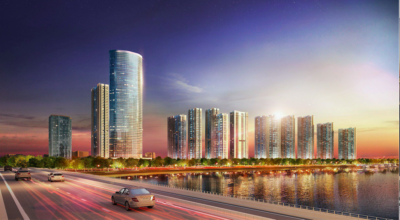 Dự án Grand Marina Saigon - Masterise Homes