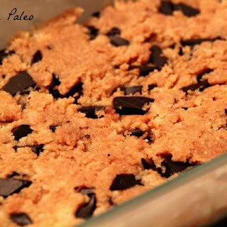 "Paleo Chocolate Chip ""Cookie"" Dough Bar"