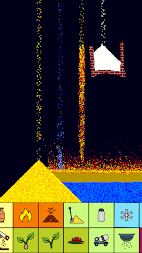 sand:box - relaxing particle engine APK screenshot thumbnail 3