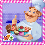 Cupcake Bakery Shop - Bake Icon