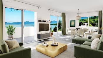 Appartement 4 pièces 83,37 m2