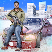 Winter City Shooter Gangster Mafia 1.0 Apk Mod Money/Bullets Android