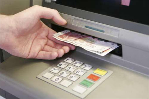 Withdrawing Money From An Atm