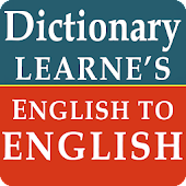 Dictionary English to English