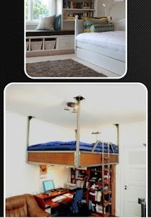 very small bedroom solutions