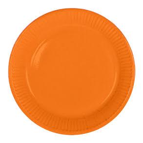 Tallrik, Orange