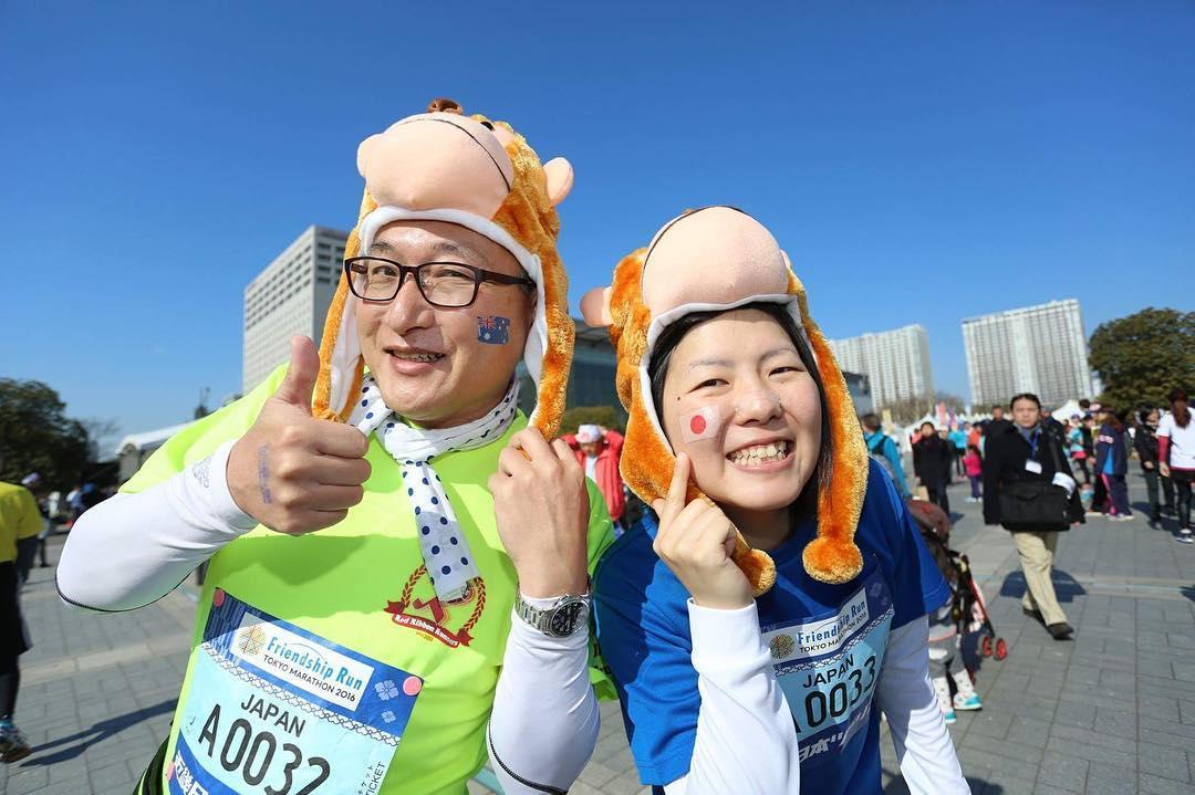 日本東京馬拉松是6大海外馬拉松賽事中,唯一在亞洲舉行的賽事。