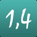 Notenschnitt - Zeugnisrechner icon