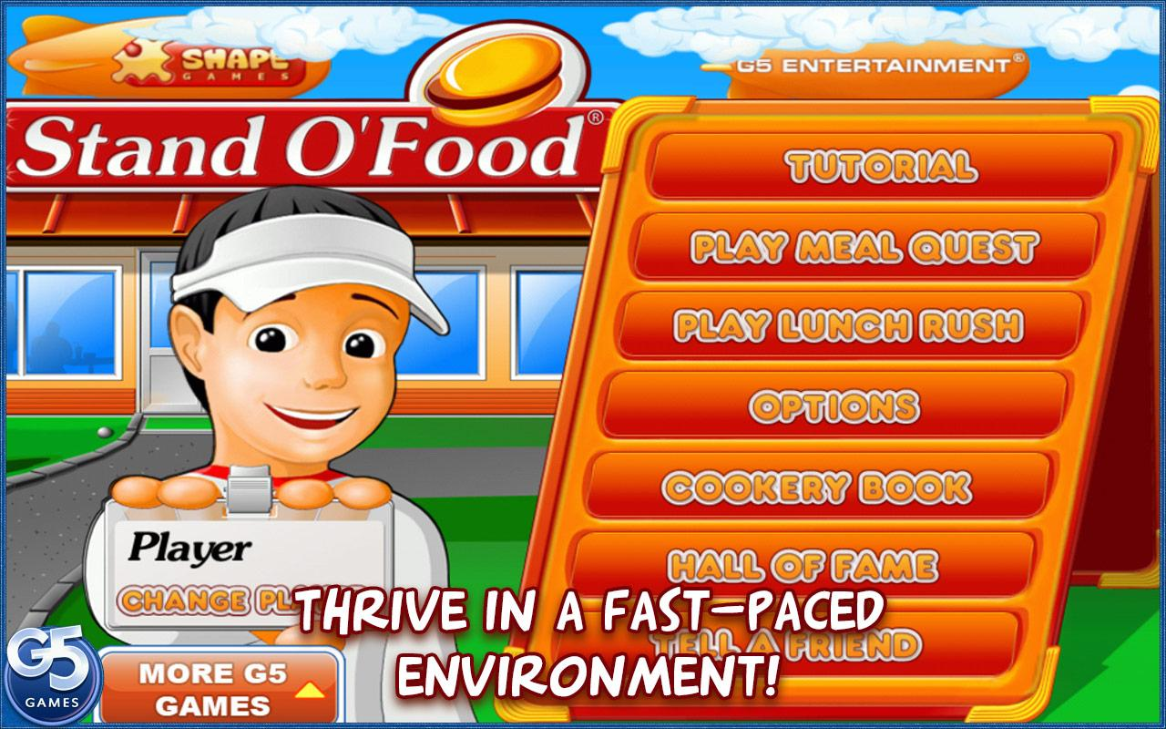 Stand O' Food® (Full)- screenshot