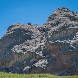Rocks. by Lanie Badenhorst - Nature Up Close Rock & Stone