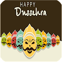 Dussehra Wishes Wallpaper icon