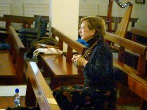 Photo: Musical Director Yvonne O'Conor
