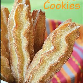 Churro Cookies.