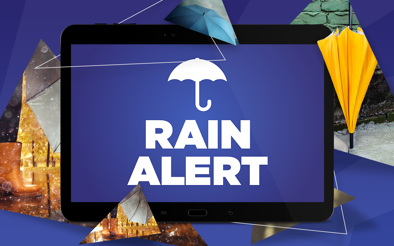 Rain Alert- screenshot