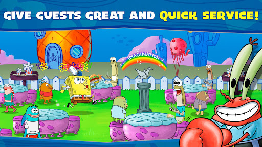 SpongeBob: Krusty Cook-Off 1.0.21 Screenshots 3