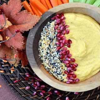 Paleo Butternut Squash Hummus Recipe