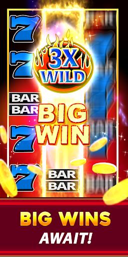 Wild Triple Slots: Classic Vegas 3-Reel Slots! 3.6.14 Mod screenshots 1