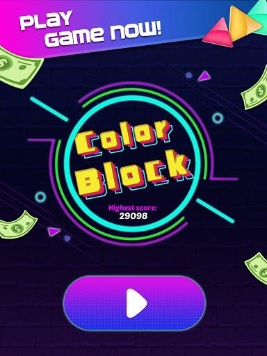 Color Block u2013 Block Puzzle & Brain Test to Big Win screenshots 12