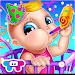 Supermarket Girl-Baby Birthday icon