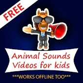 ANIMAL SOUNDS FOR KIDS VIDEOS