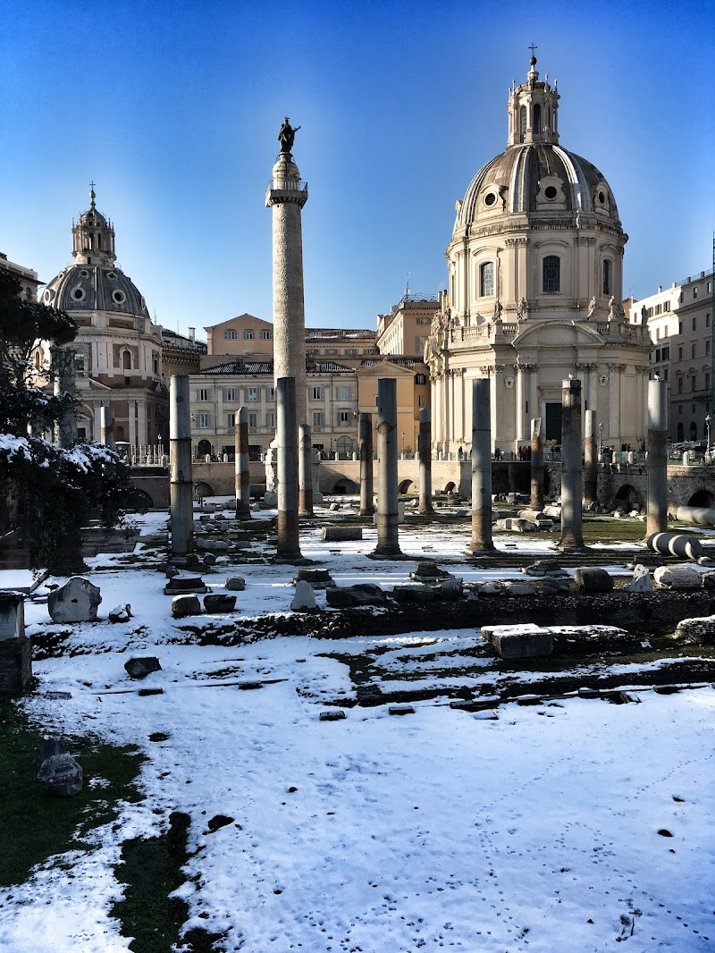 let it snow in Rome di laura_bazzy_bazzan